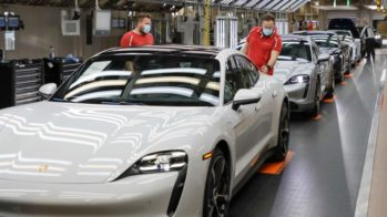 Porsche Taycan produção-2