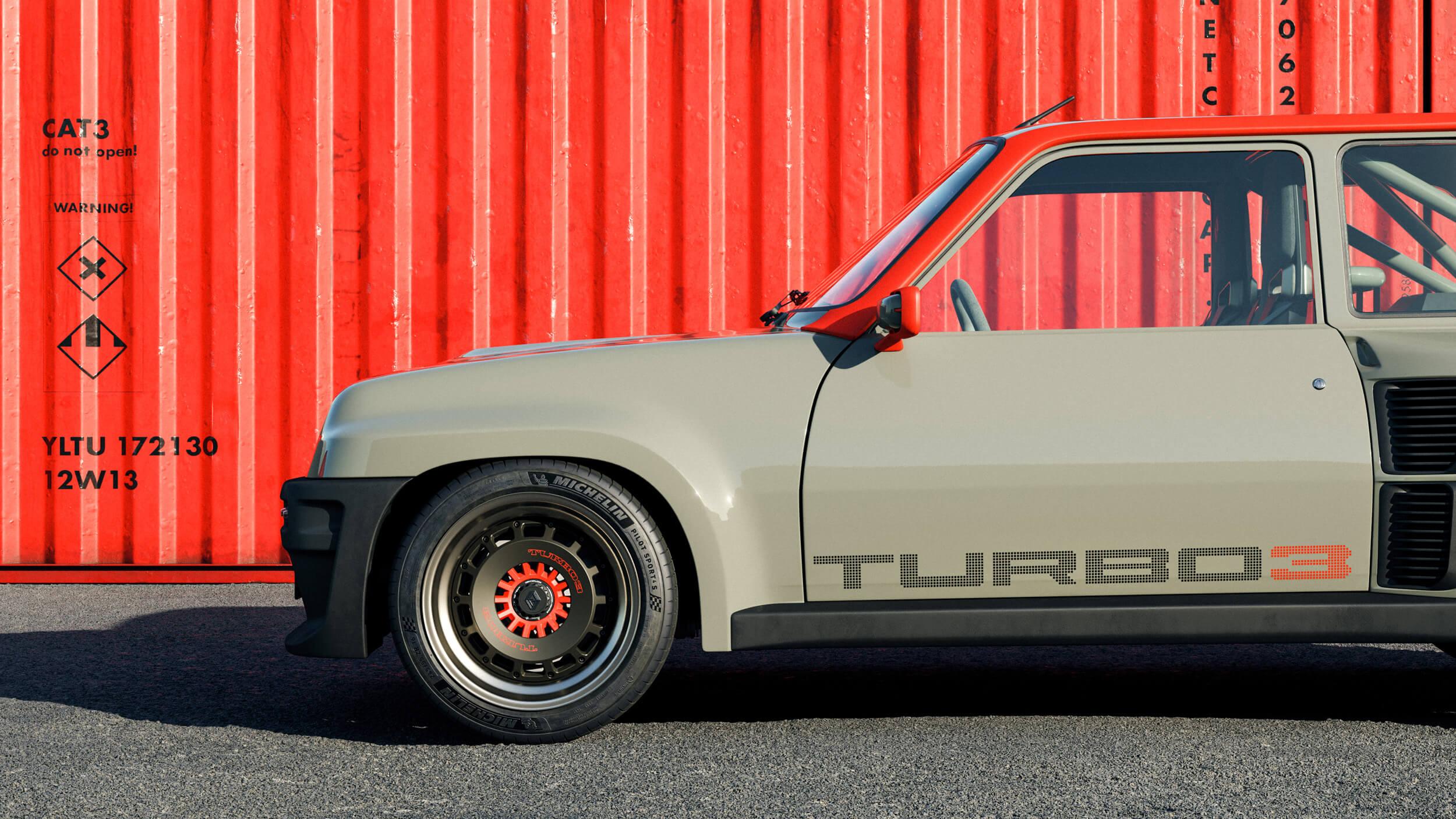 Renault 5 turbo 3 3