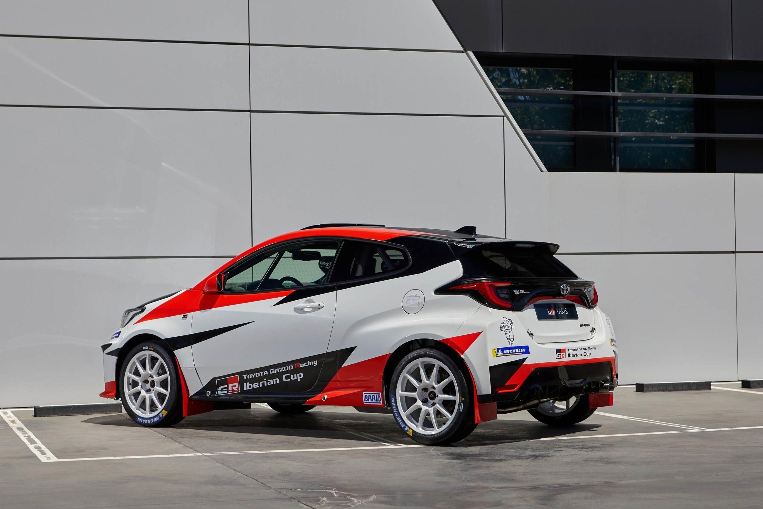 Toyota GR Yaris Ralis