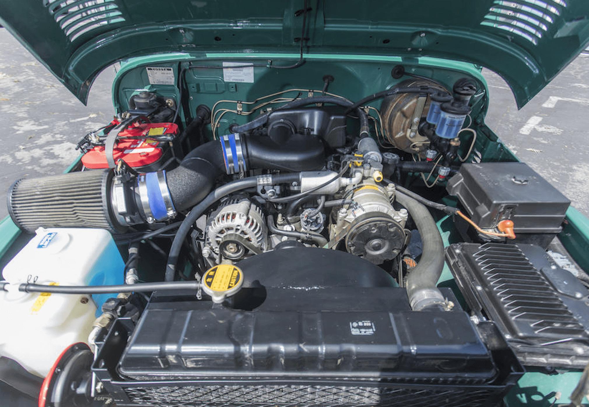 Toyota Land Cruiser FJ40 Tom Hanks 6