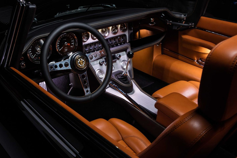 Jaguar E-Type by Unleashed 4