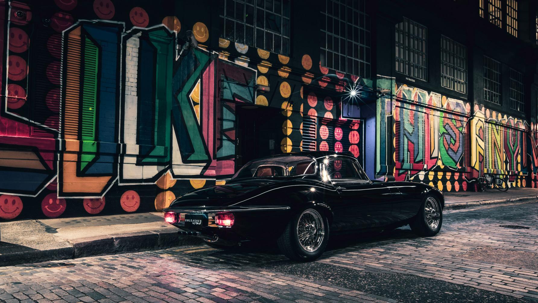 Jaguar E-Type by Unleashed 3