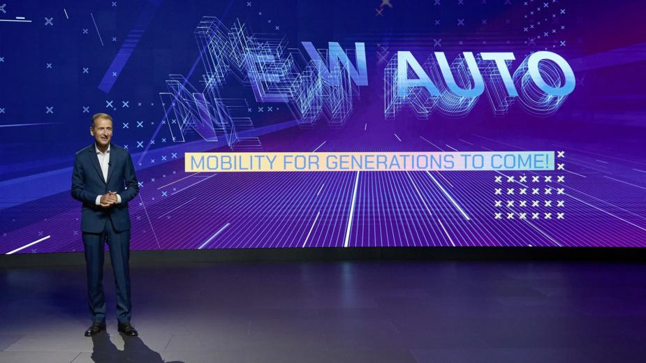 Volkswagen New Auto