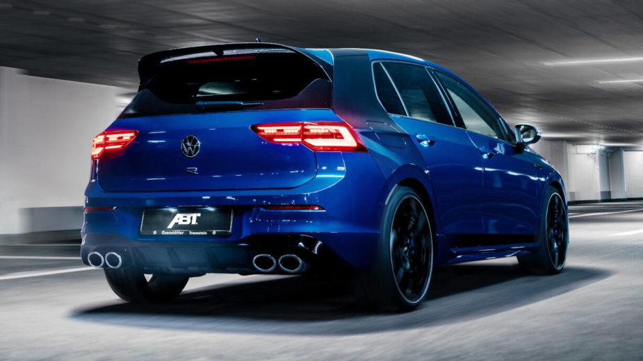 Volkswagen Golf R ABT