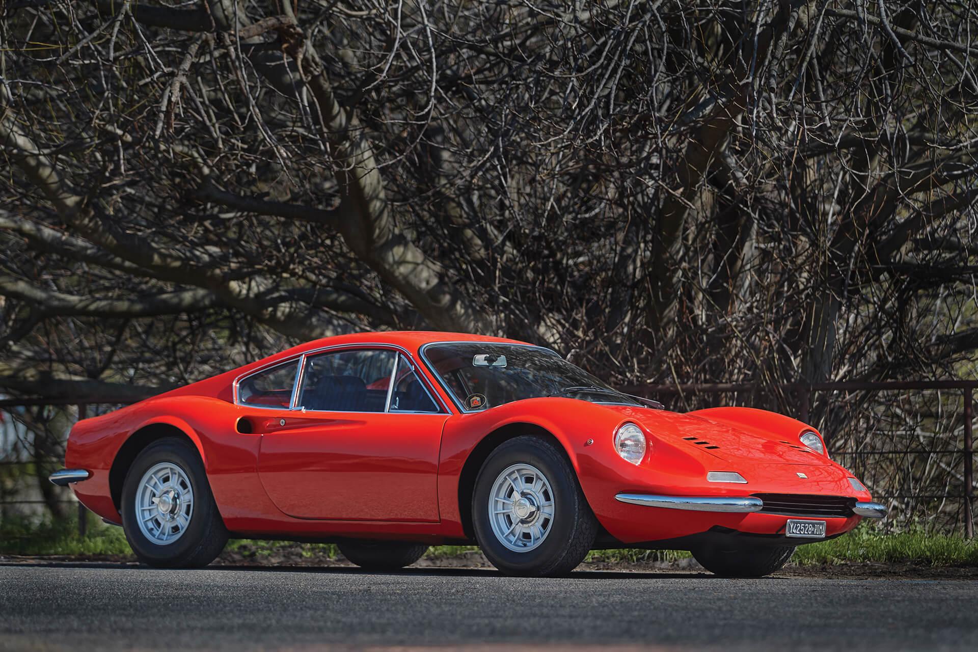 Dino 206 GT, 1968