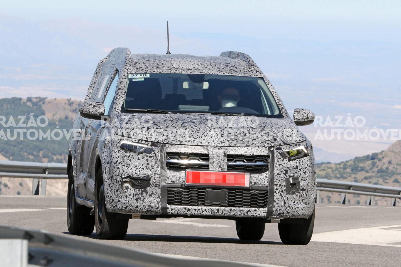 fotos-espia Dacia Logan MCV
