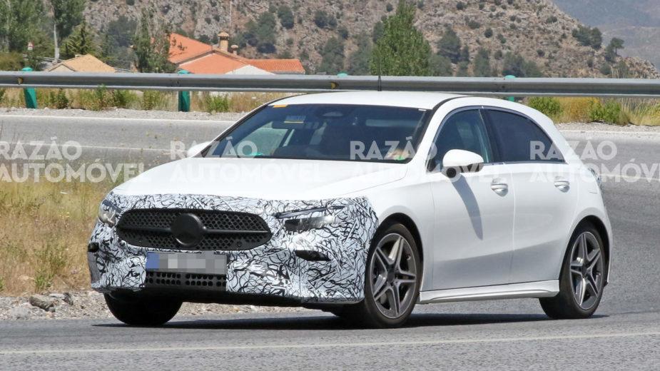 Mercedes-Benz Classe A fotos-espia