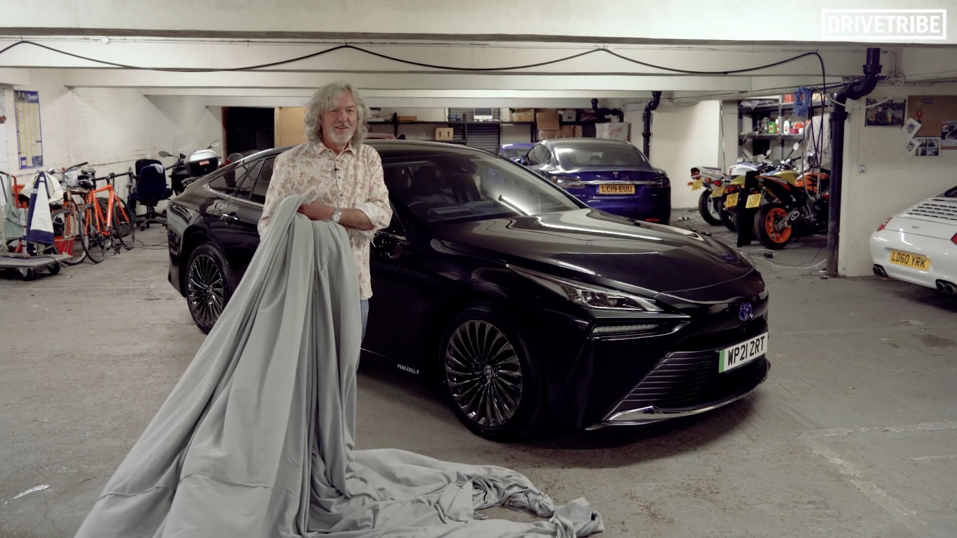 James May e Toyota Mirai