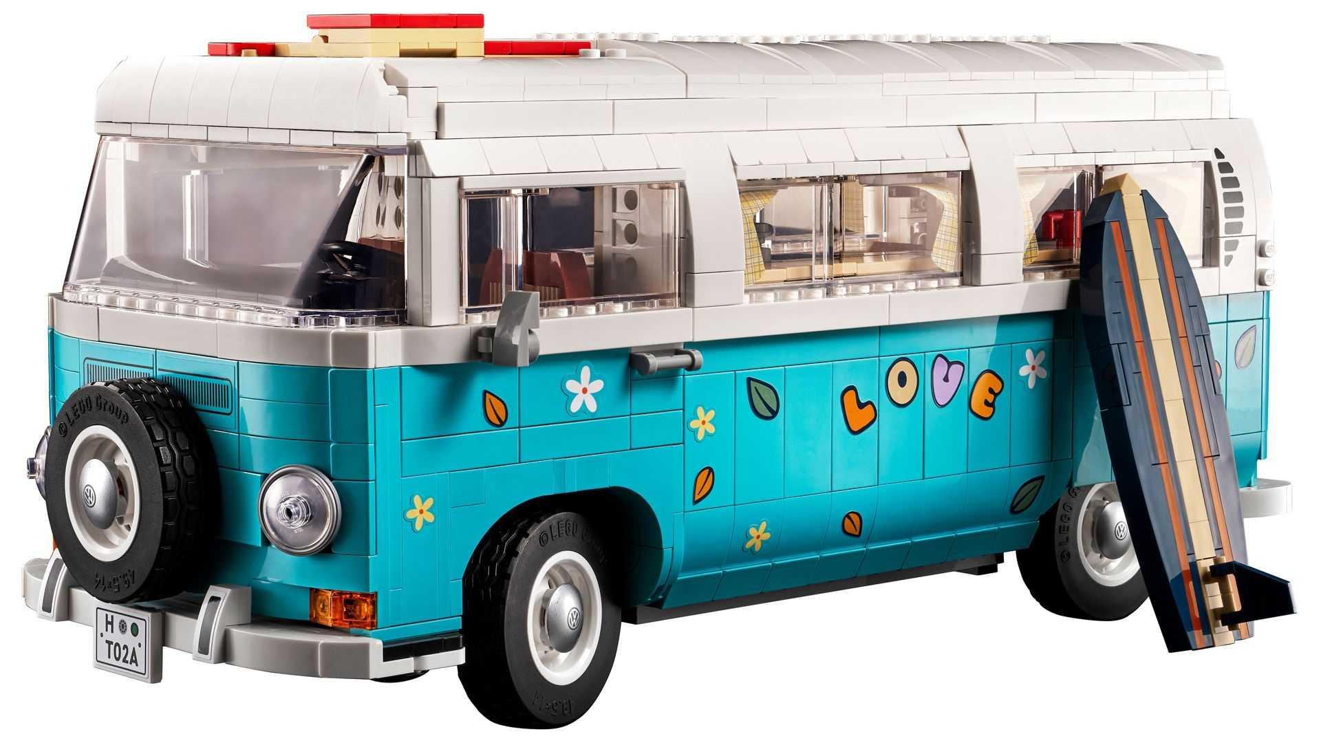 Lego Volkswagen T2 1