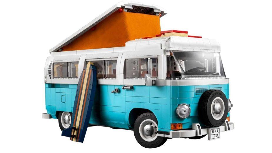 Lego Volkswagen T2