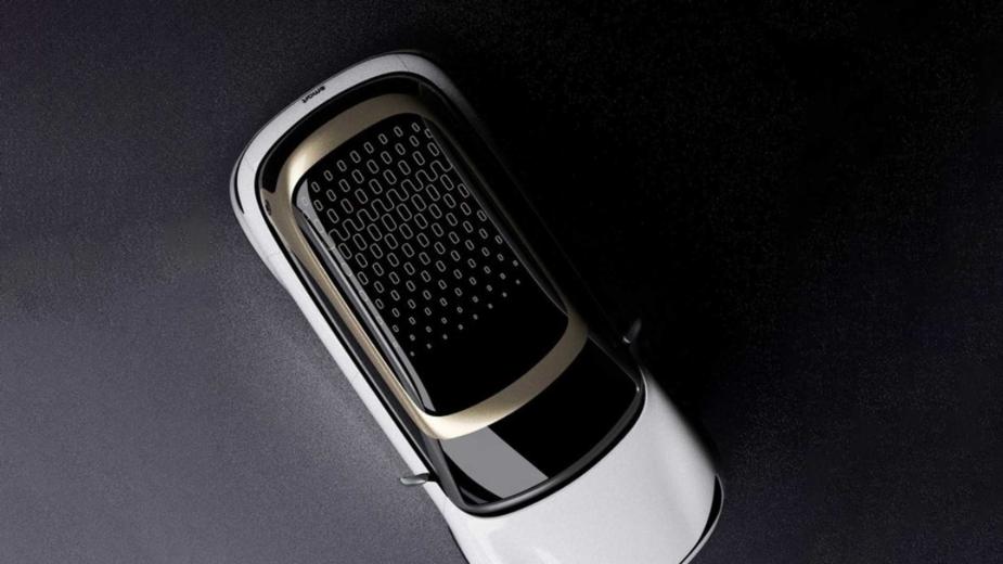 Smart SUV elétrico teaser