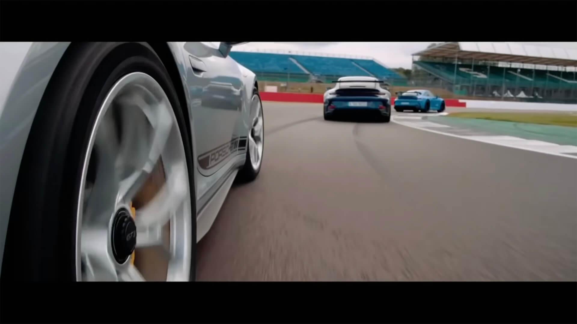Porsche 911 GT3 Top Gun