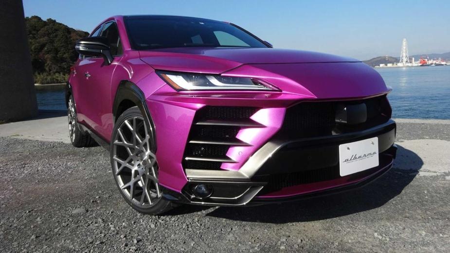 Toyota Venza Urus