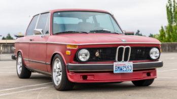 BMW 2002, 1976,