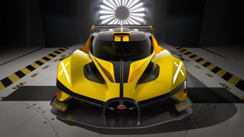 Bugatti Bolide 2024