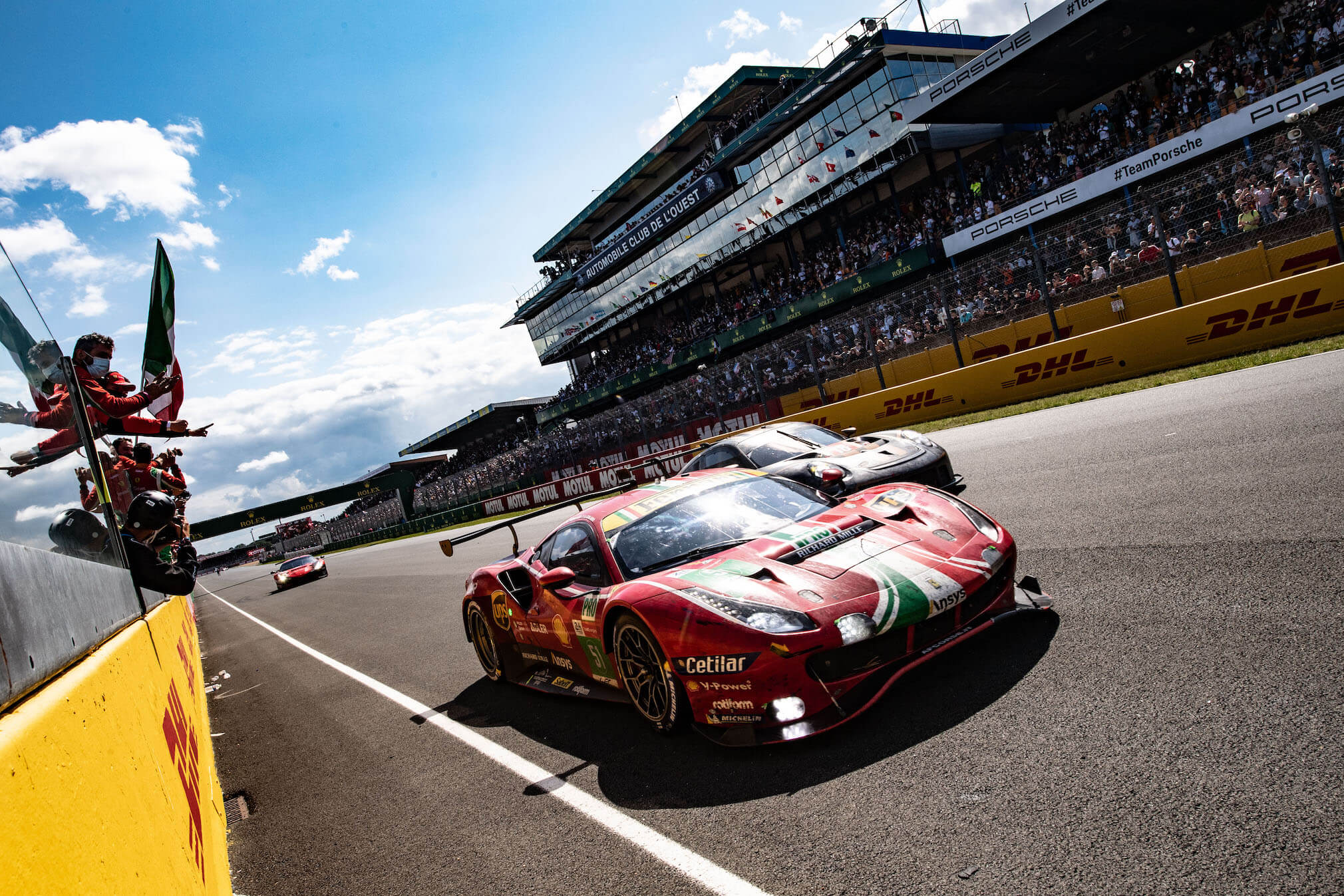 Ferrari Le Mans 2021
