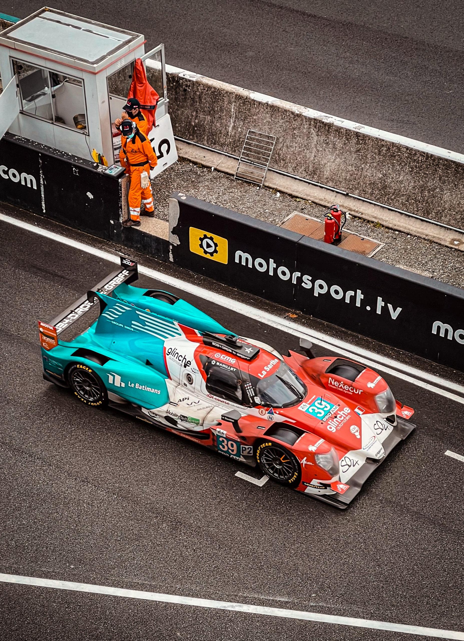 24 Horas de Le Mans 20213