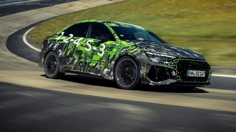 Audi RS 3 Nurburgring
