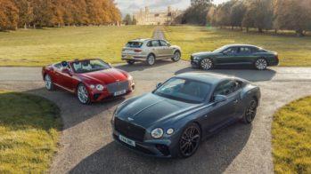 Bentley vendas primeiro semestre