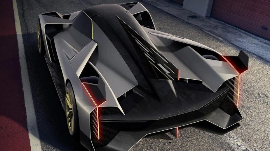 Cadillac LMDh-VR