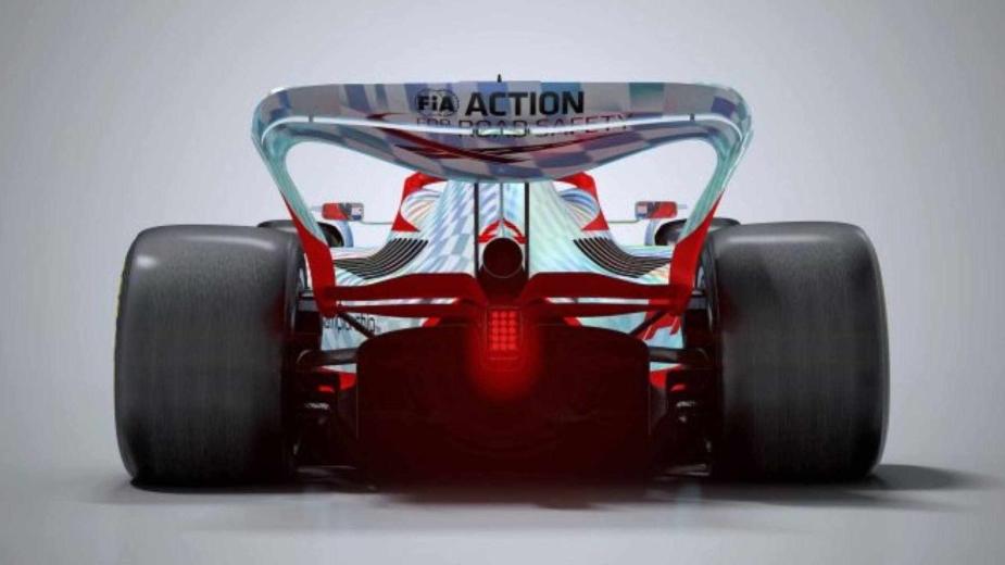 Monolugar Formula 1 2022