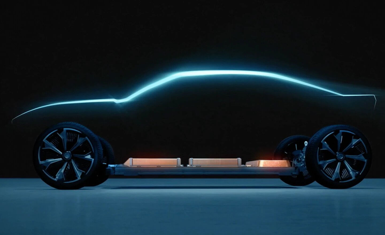 GM Plataforma elétricos