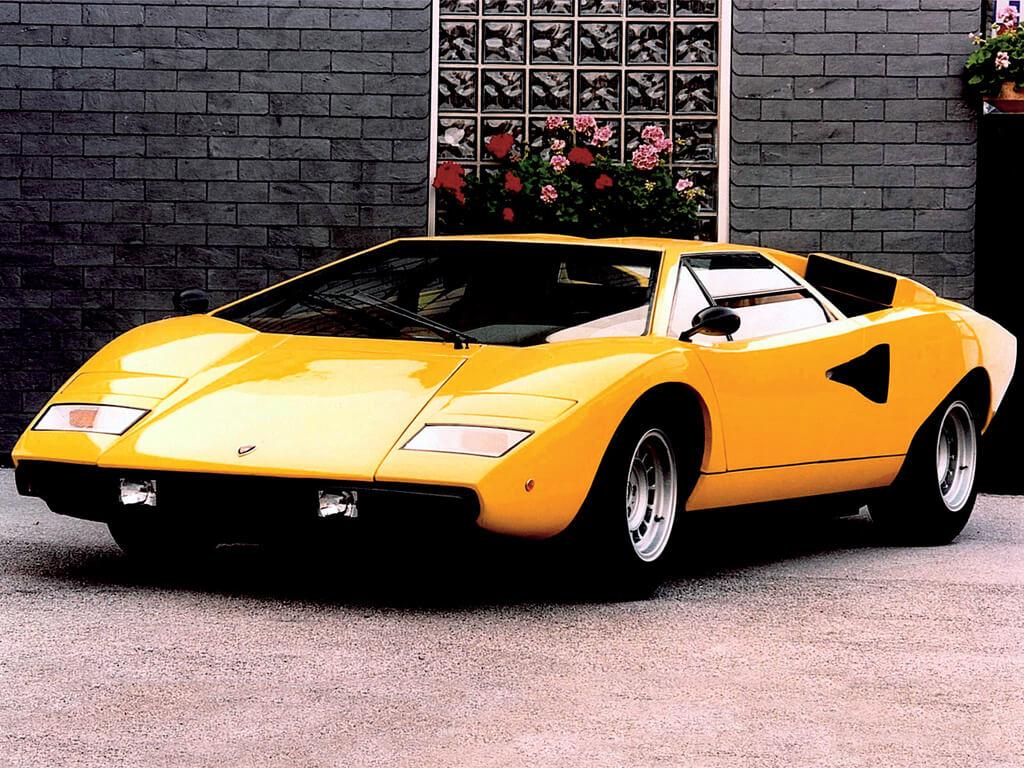 Lamborghini Countach original