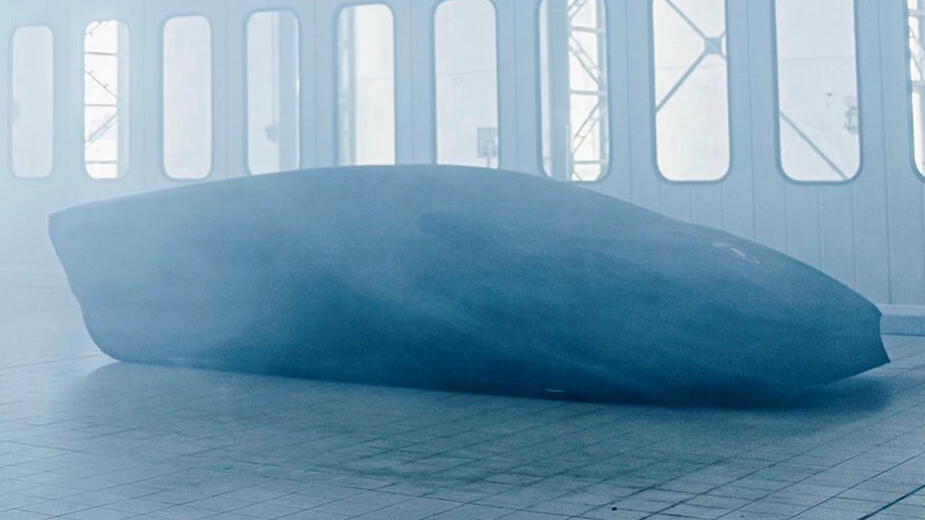 Lamborghini Countach teaser