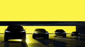 Lotus novos elétricos até 2026
