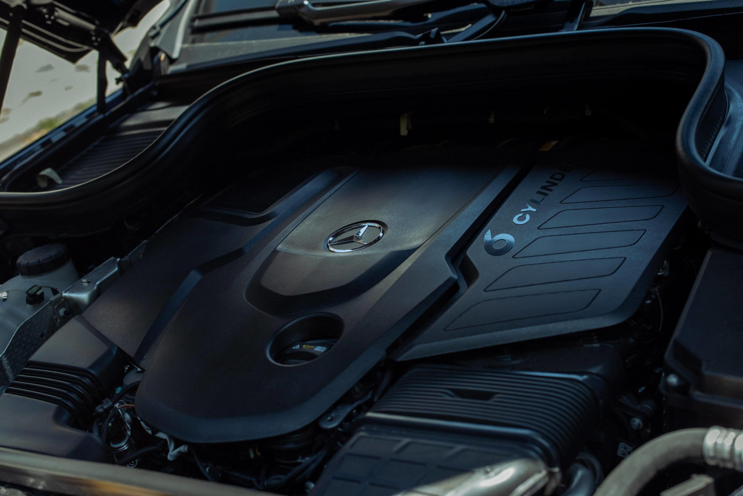 motor Diesel GLS 400 d