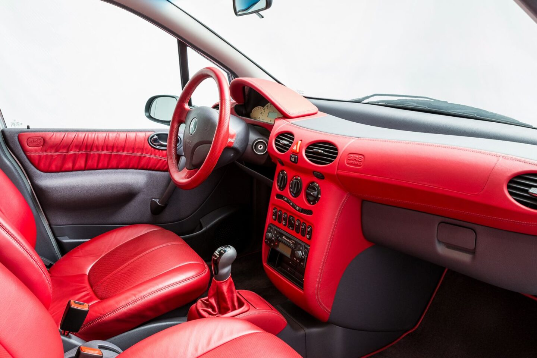 Mercedes A160 Häkkinen