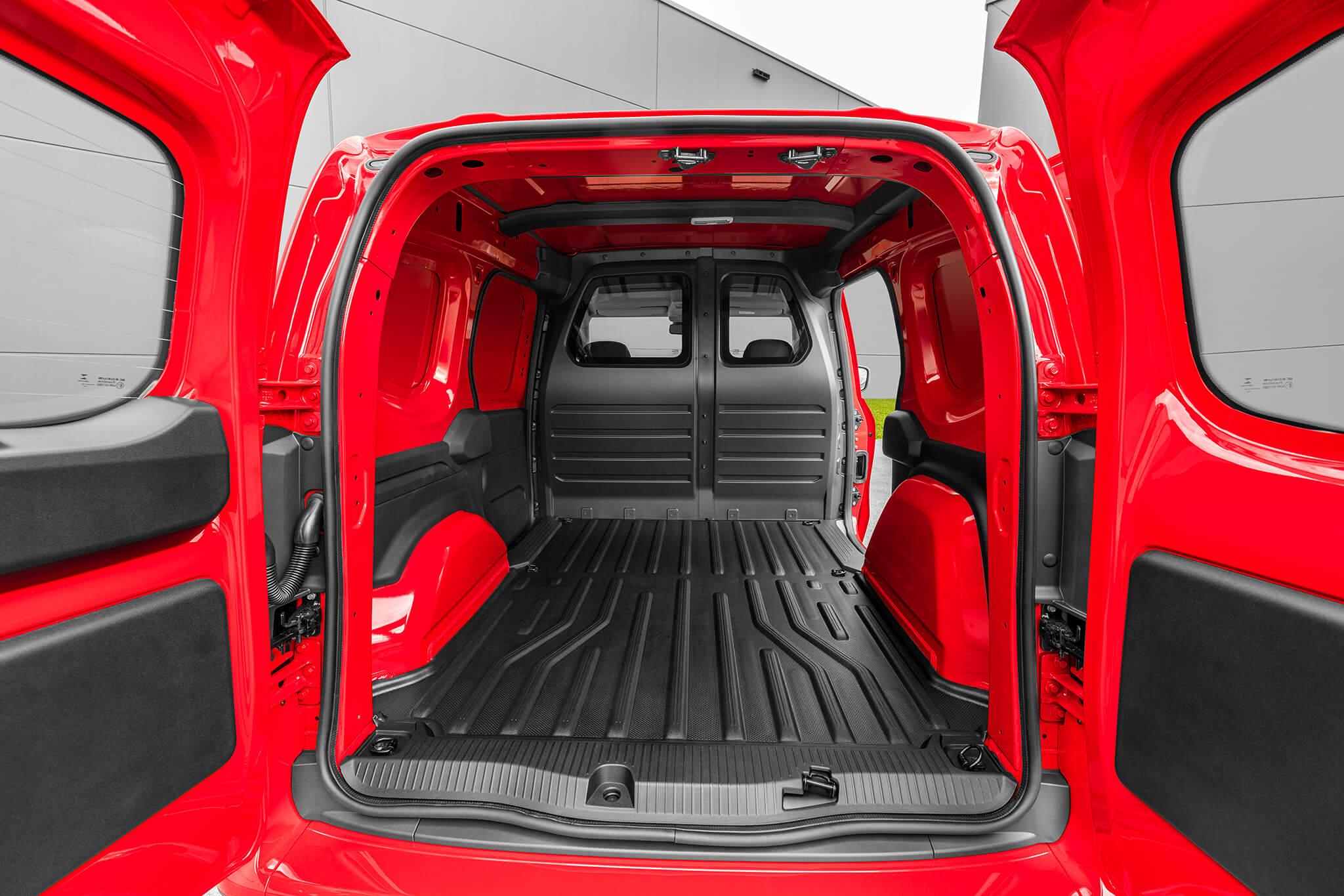 Compartimento carga Citan Furgão
