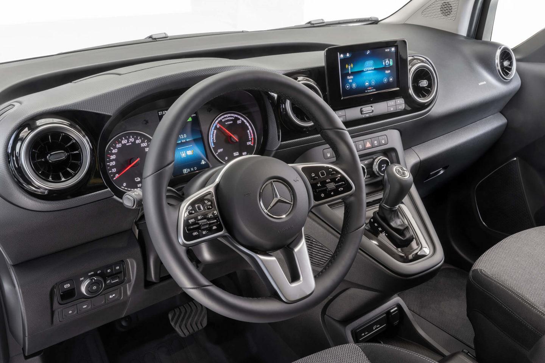Mercedes-Benz Citan interior