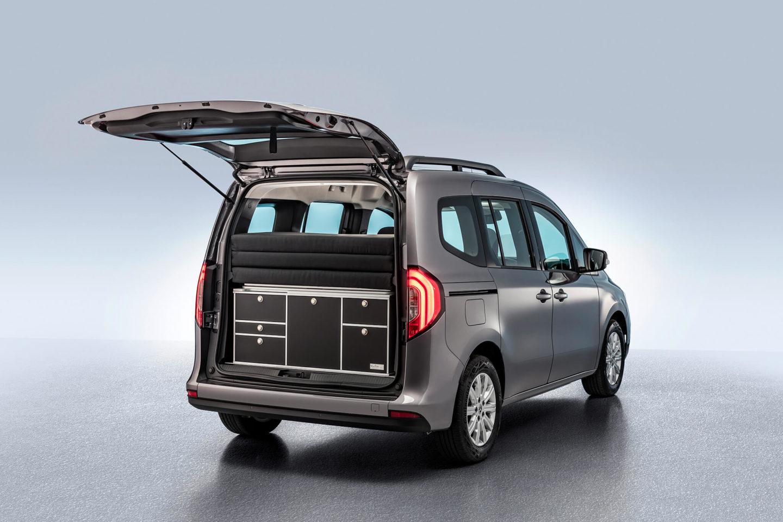 Mercedes-Benz Citan camping