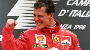 Michael Schumacher, GP de Italia, 1998
