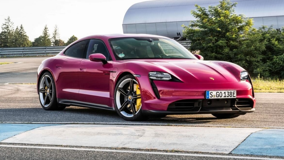 Porsche Taycan MY2022 (4)