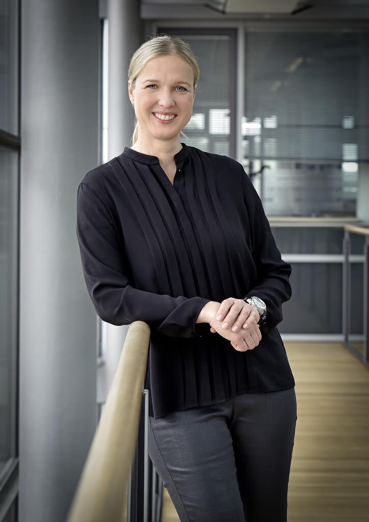 Silja Pieh, chefe estrategia audi