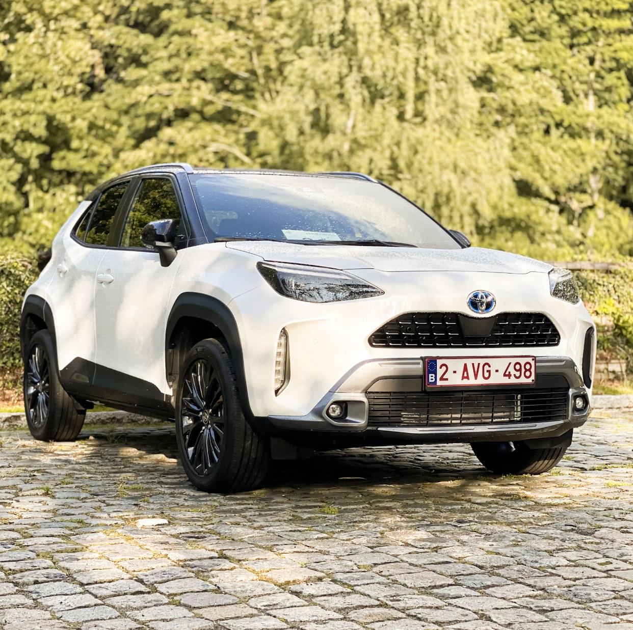 Toyota Yaris Cross Portugal
