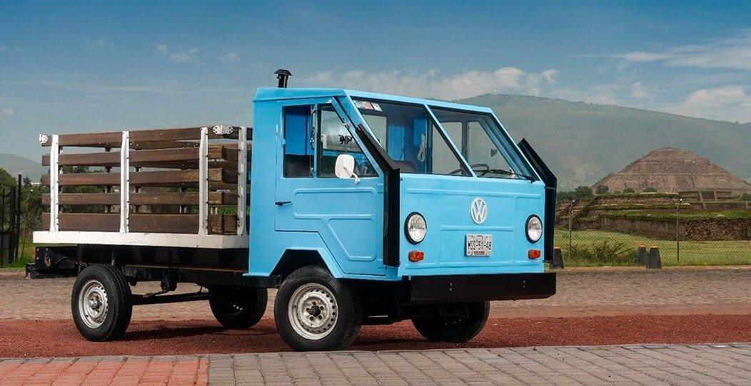 Volkswagen Basis-Transporter a cores