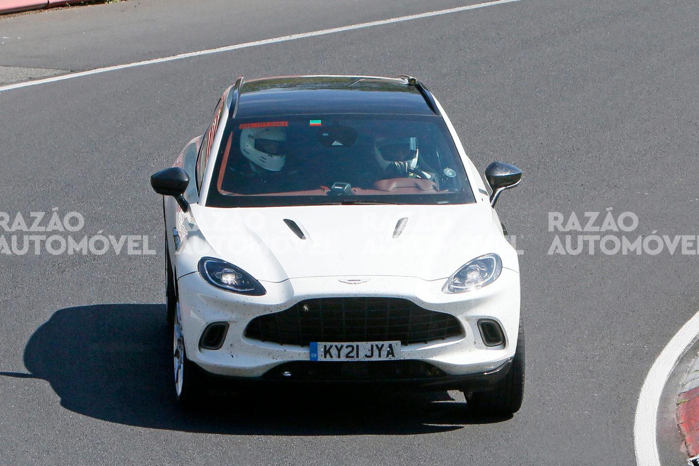fotos-espia_Aston Martin DBX Hybrid 7
