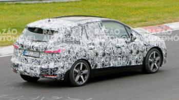 fotos-espia BMW 2 Active Tourer