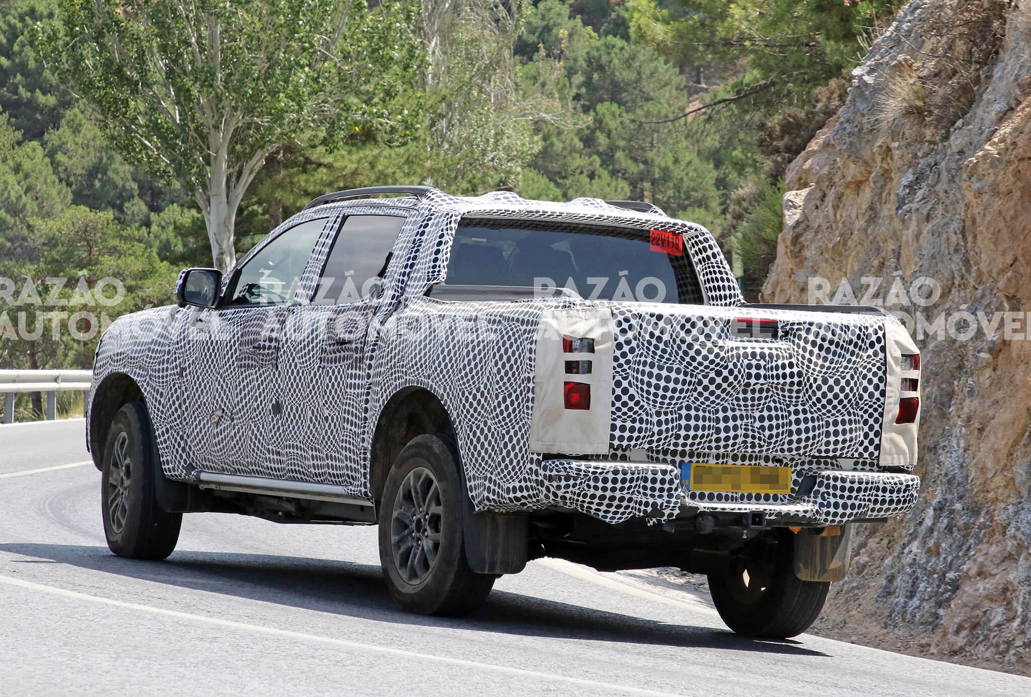 fotos-espia_Ford Ranger 9