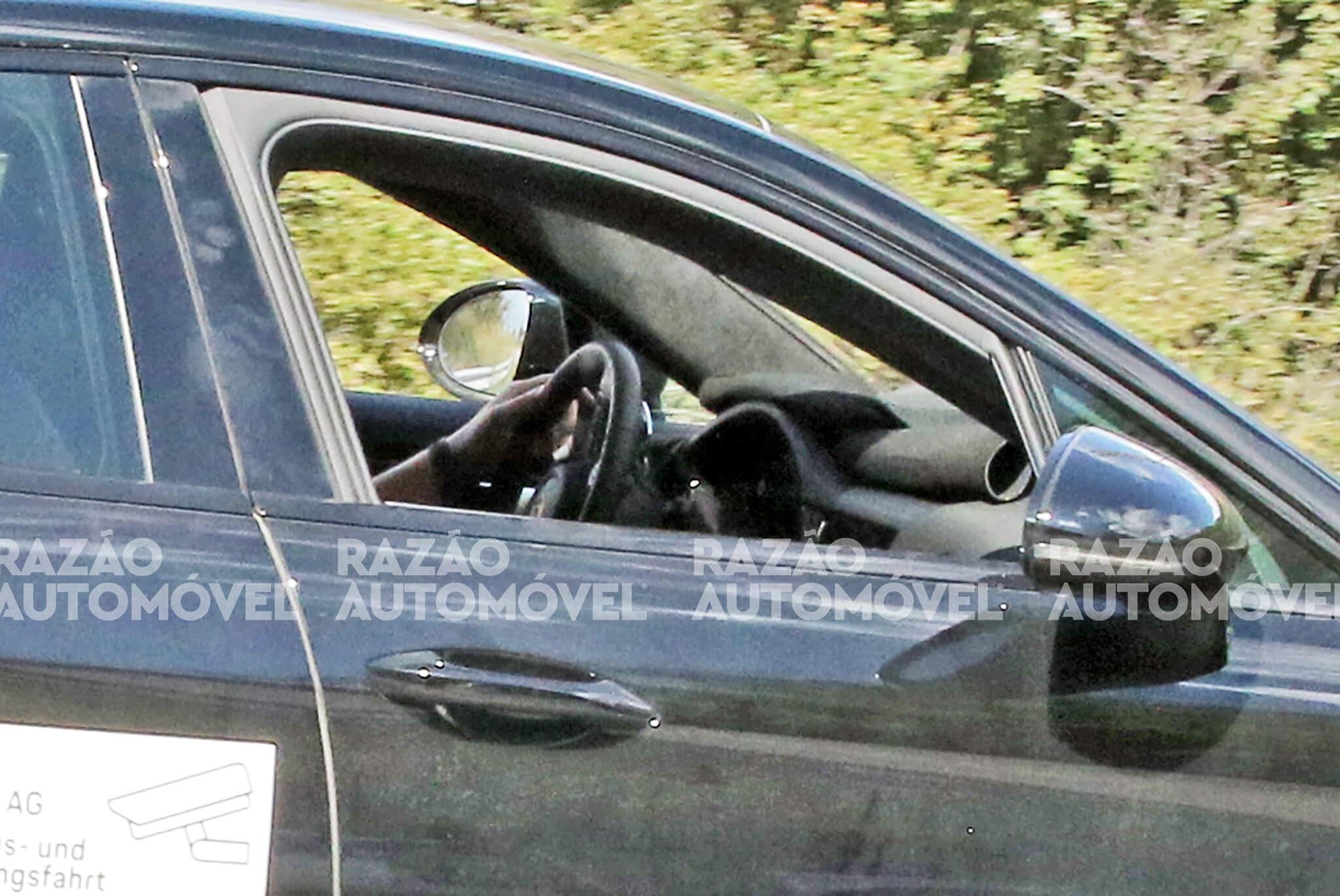 Porsche Panamera GT Turbo fotos-espia