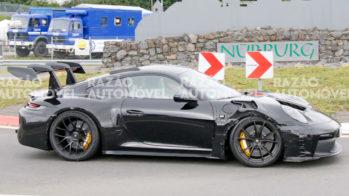 Fotos-espia Porsche 911 GT3 RS (992)