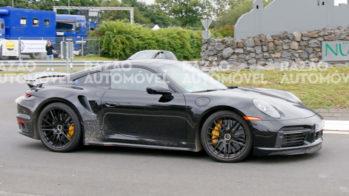 Fotos-espia Porsche 911 Turbo