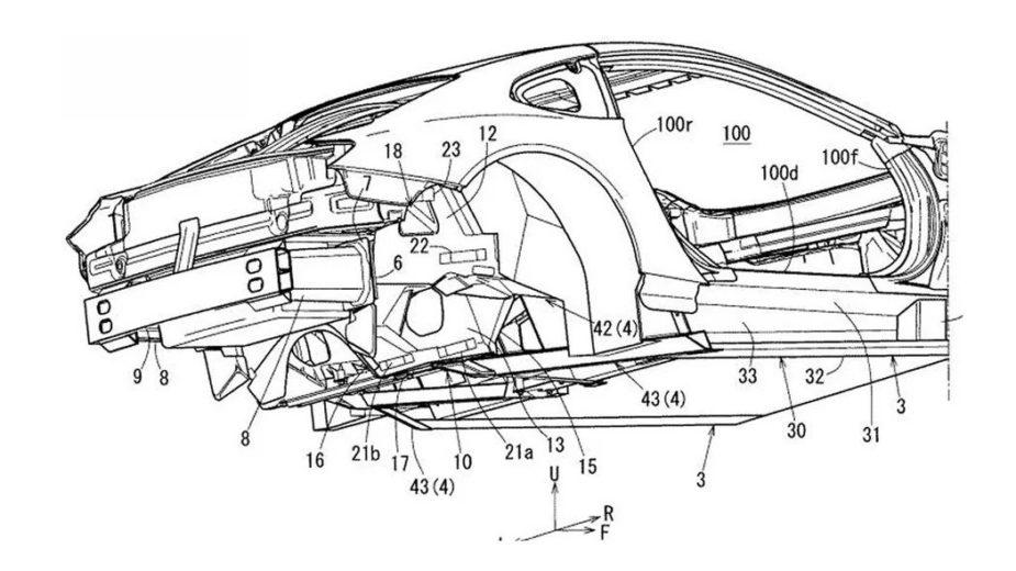 Patente Mazda 2021