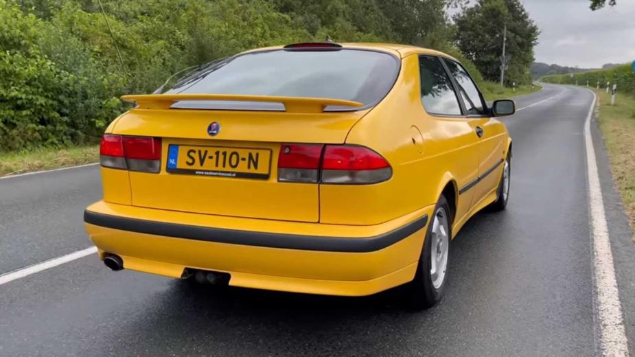 Saab 9-3 2.0 turbo