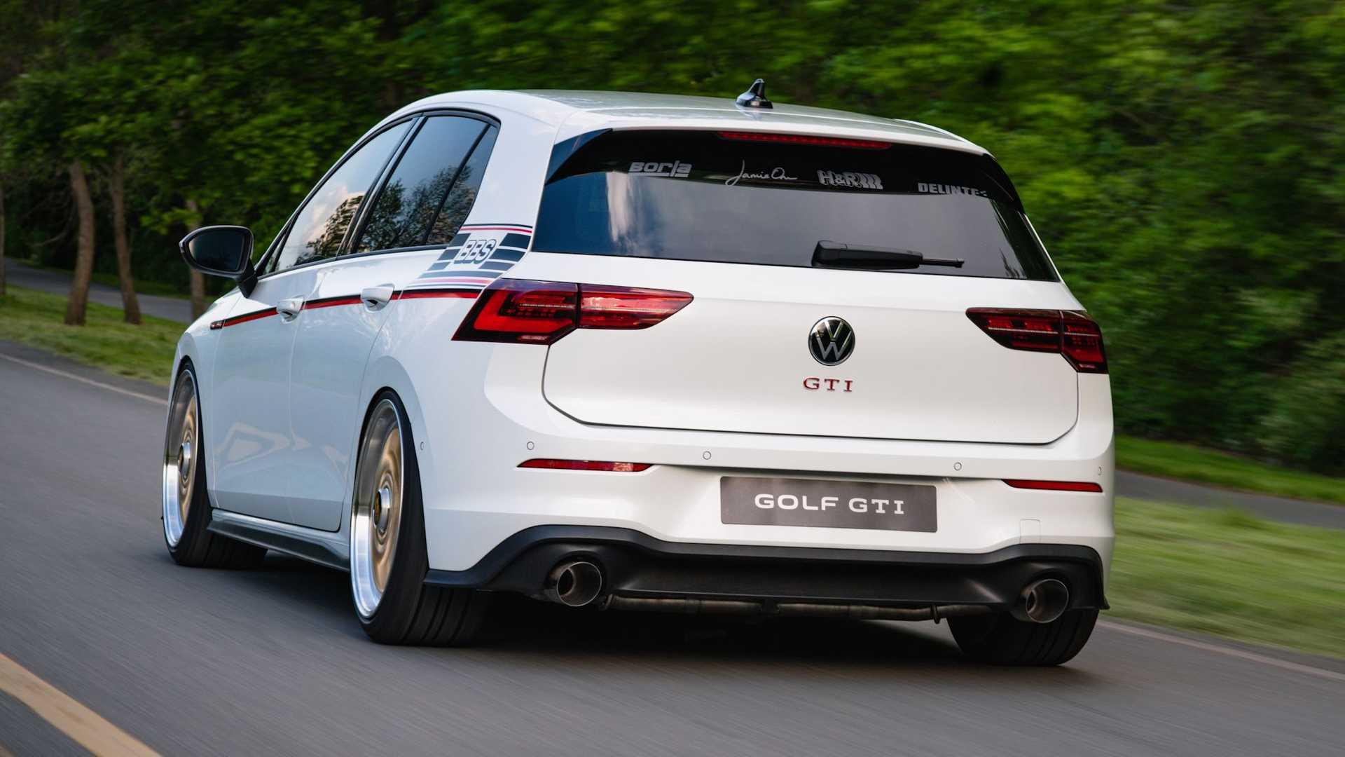 Volkswagen Golf GTI BBS 3