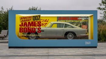 Aston Martin no time to die 007