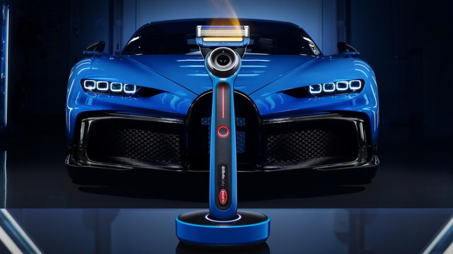 GiletteLabs Bugatti